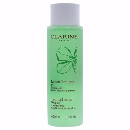 Clarins Toning Unisex Lotion Oily to Combination Skin 6.7 oz