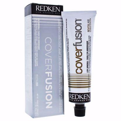Redken Cover Fusion Unisex Natural Hair Color  2 oz