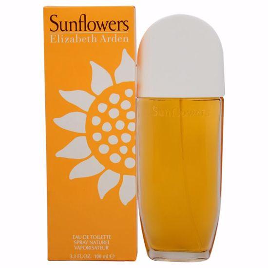 Elizabeth Arden Sunflowers Women EDT Spray 3.3 oz