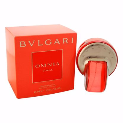 Bvlgari Omnia Coral Women EDT Spray 2.2 oz