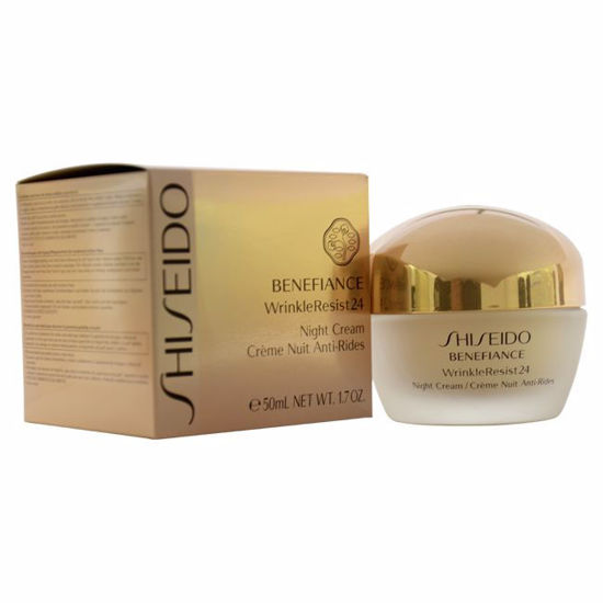 Shiseido Benefiance WrinkleResist24  Unisex Night Cream  1.7