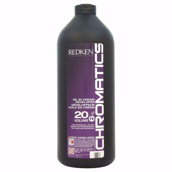 Redken Chromatics Oil Developer unisex cream 32 oz