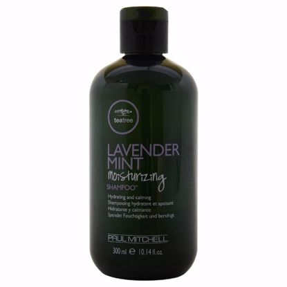 Paul Mitchell Tea Tree Lavender Mint Moisturizing Shampoo 10.14 oz - Hair Shampoo | Best Shampoo For Hair Growth | Shampoo and Conditioner For Damage Hair | Fizzy Hair Shampoo | Best Professional Shampoo | Top Brands Hair Care Products | AromaCraze.com