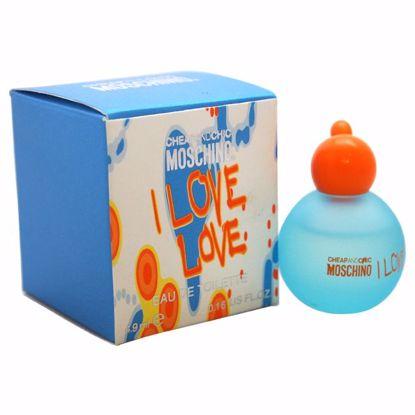 I Love Moschino Cheap And ChicWomen EDT Splash Mini  4.9 ml
