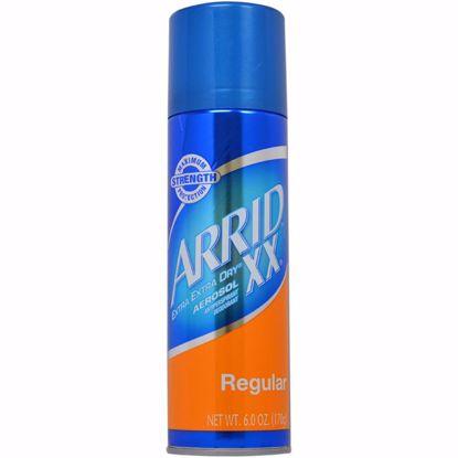 Arrid XX Regular Antiperspirant Unisex Deodorant 6 oz