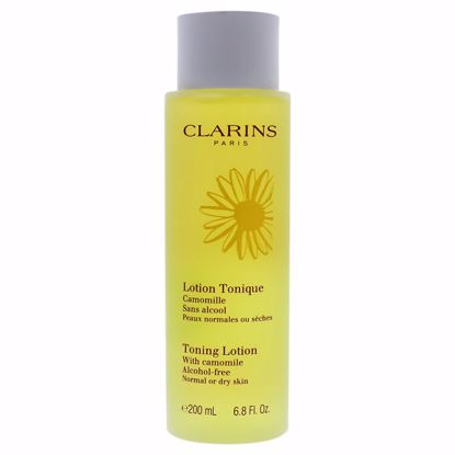 Clarins Toning Lotion Normal to Dry Skin  for Unisex 6.7 oz