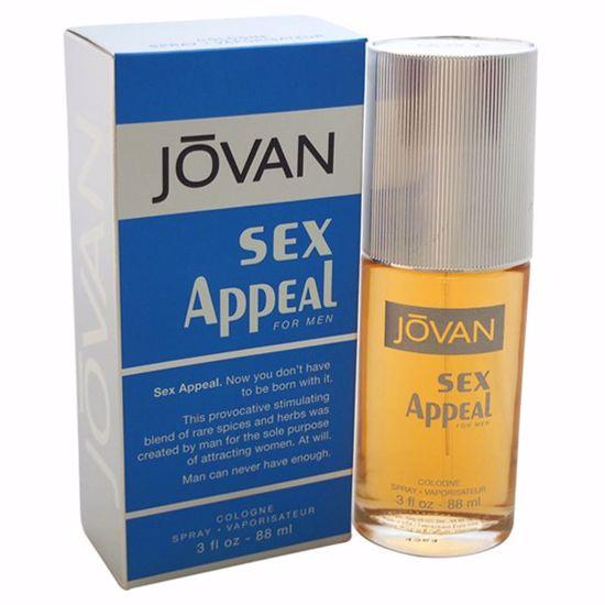 Jovan Sex Appeal Men EDC Spray  3 oz