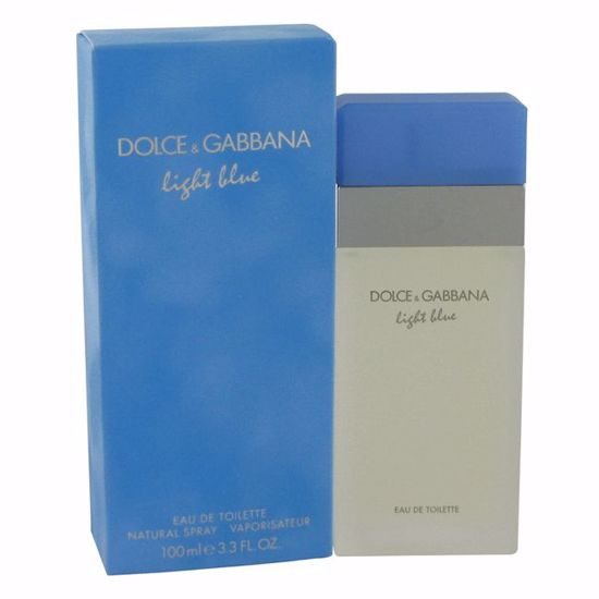 Dolce & Gabbana Light Blue Women EDT Spray 3.4 oz