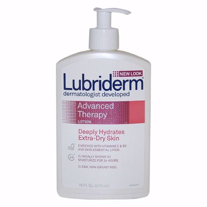 Lubriderm Advanced Therapy Lotion Unisex 16 oz