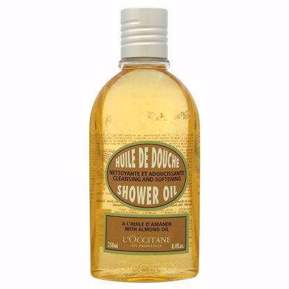 L'occitane Almond Cleansing Softening Shower Oil Unisex 8.4