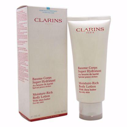 Clarins Moistur Shea Butter Body lotion for Unisex 6.5 oz