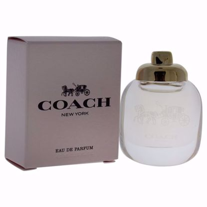 Coach New York Women EDP Splash Min 0.15 oz