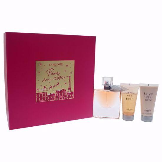 Lancome La Vie Est Belle Women Gift Set 3 pc