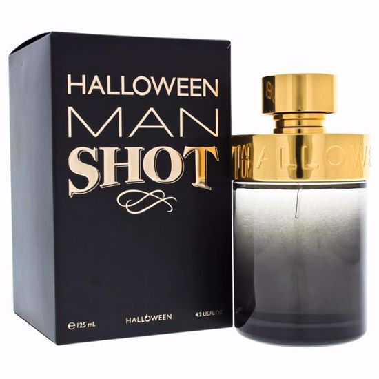 Halloween Man Shot Perfumes Men EDT Spray 4.2 oz