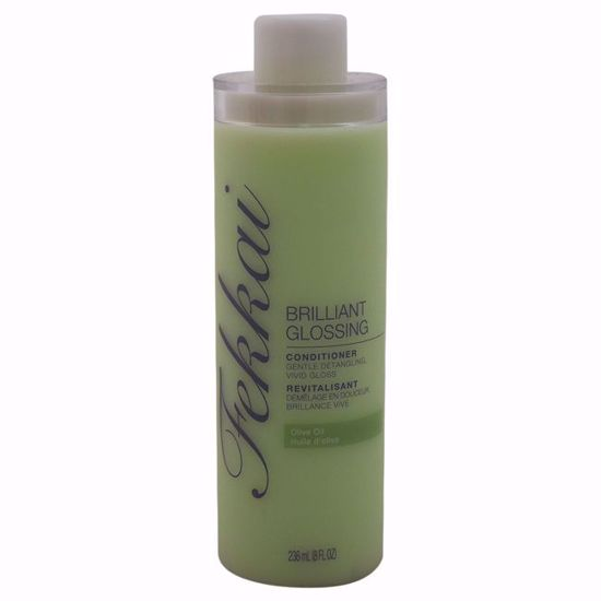 Frederic Fekkai Brilliant Glossing Unisex Conditioner 8 oz