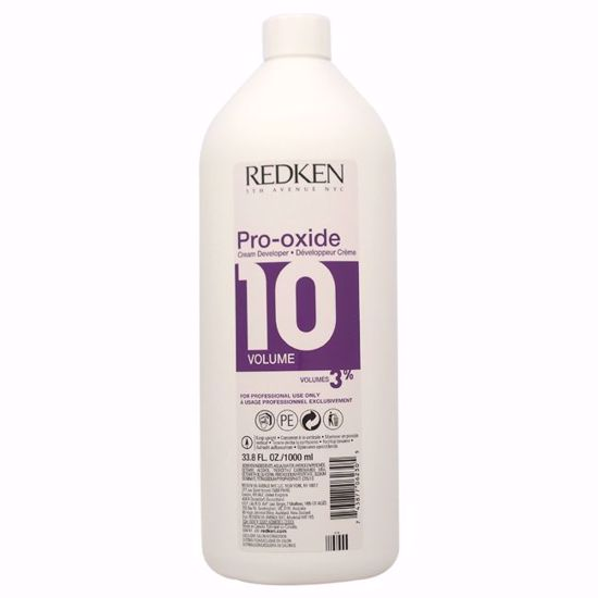 Redken Pro-Oxide Cream Developer Unisex Cream 33.8 oz