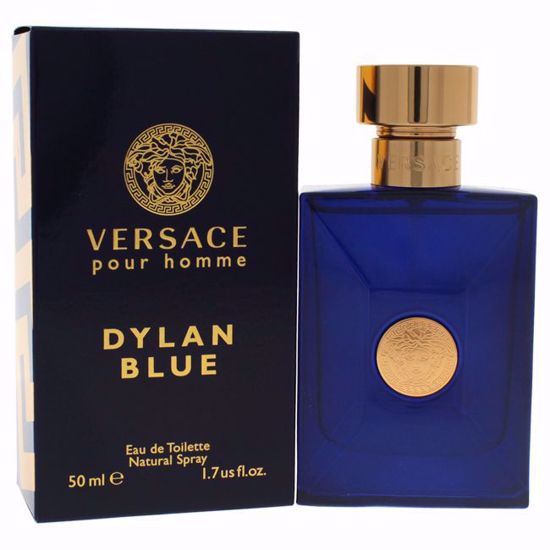Versace  Pour Homme Dylan Blue Men EDT Spray 1.7 oz