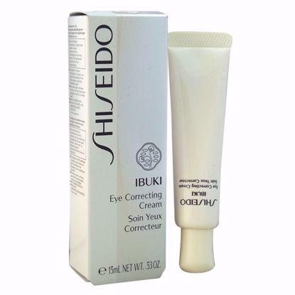 Shiseido IBUKI  Unisex Eye correcting Cream 0.53 oz