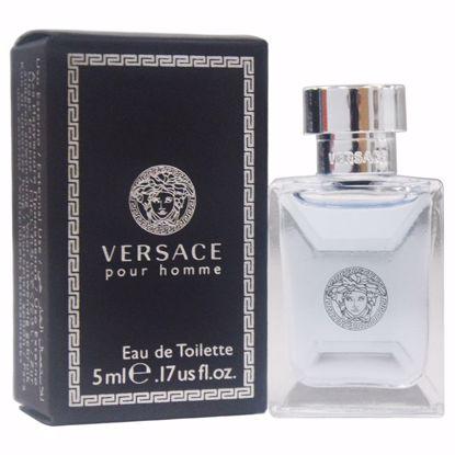Versace Pour Homme Men EDT Splash Mini 5 ml