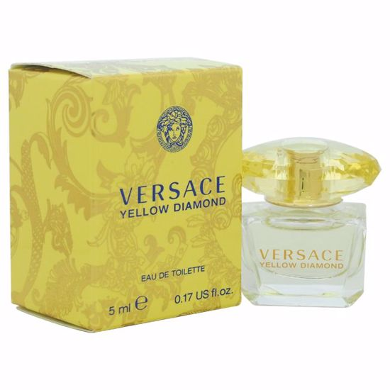 Versace  Yellow Diamond Women EDT Splash Mini 0.17 oz