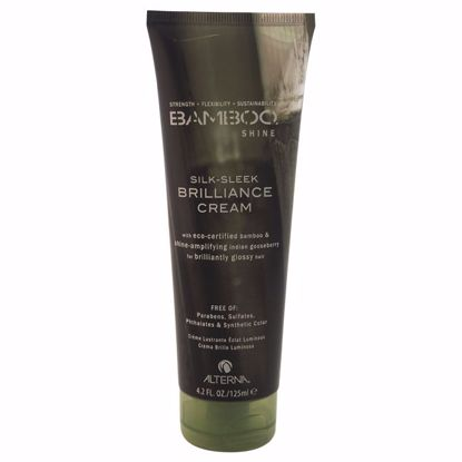 Alterna Bamboo Shine Silk-Sleek Brilliance Cream for Unisex