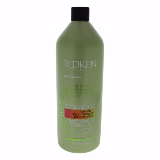 Redken Curvaceous Low Foam Moisturizing Cleanser for Unisex