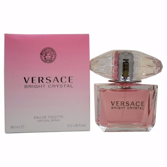 Versace  Bright Crystal Women EDT Spray 3 oz