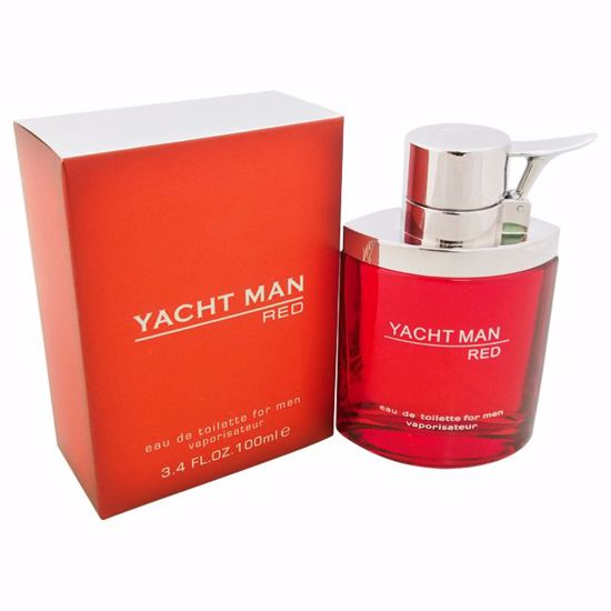 Myrurgia Yacht Man Red Men Toilette Spray 3.4 oz