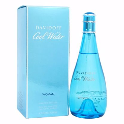Zino Davidoff Cool Water EDT Spray for Women 6.7 oz