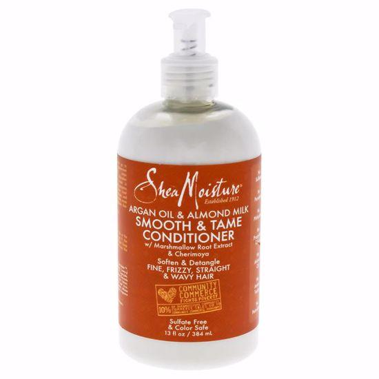 Shea Moisture Argan Oil Almond Milk Conditioner for Unisex 1