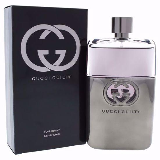 Gucci  Guilty Men EDT Spray 5 oz