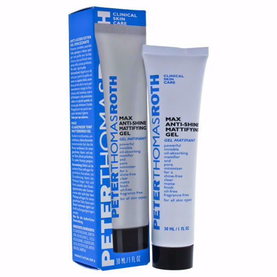 Peter Thomas Roth Max Anti-Shine Mattifying Gel Unisex 1 oz