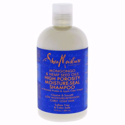 Shea Moisture Mongongo  Hemp Seed Oils High Porosity Shampoo