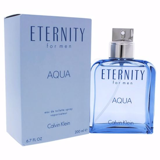 Calvin Klein Eternity Aqua Men Toilette Spray 6.7 oz