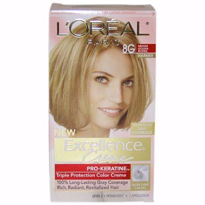 L'Oreal Paris Excellence Keratine Hair Color Unisex 1 Applic