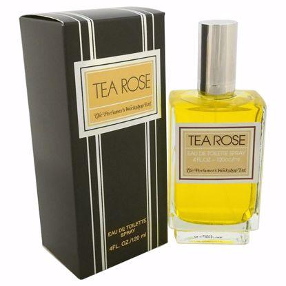 Perfumer's Workshop Tea Rose Women EDT Spray 4 oz