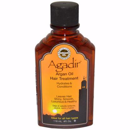 Agadir Argan Oil Unisex Hair Treatment  4 oz - Hair Treatment Products | Best Hair Styling Product | Hair Oil Treatment | Damage Hair Treatment | Hair Care Products | Hair Spray | Hair Volumizing Product | AromaCraze.com