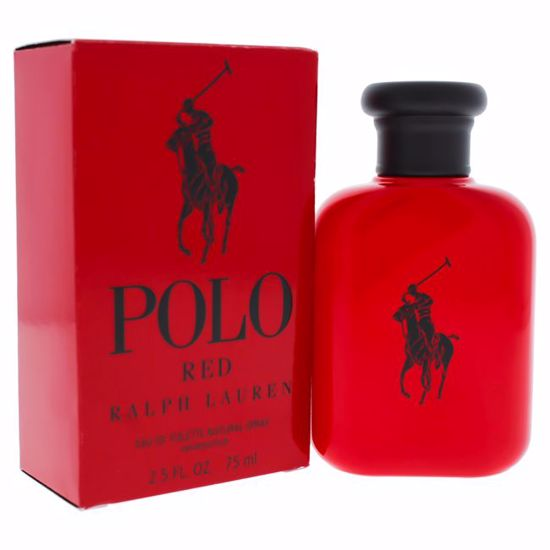 Ralph Lauren Polo Red EDT Spray for Men 2.5 oz