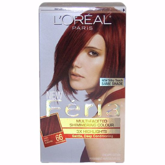 L'Oreal Paris Feria Multi-Faceted Shimmering  Hair Color Uni