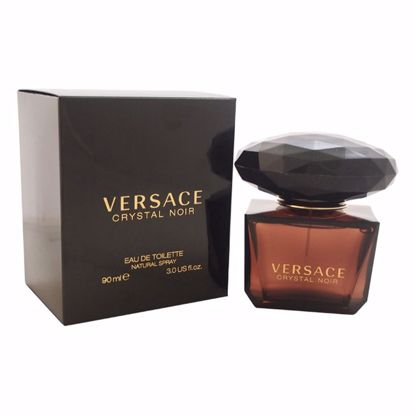 Versace Crystal Noir Women EDT Spray 3 oz