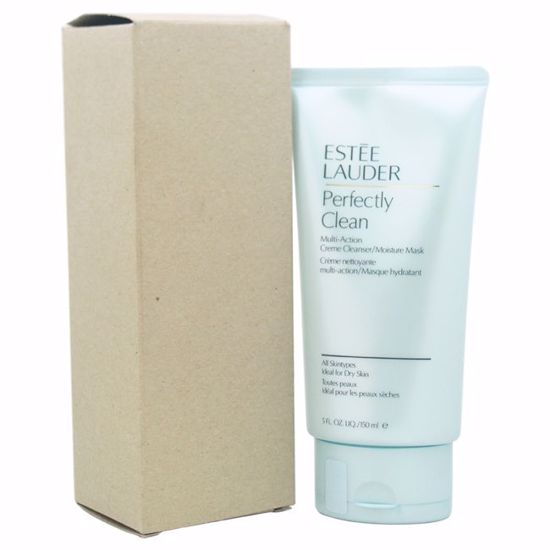 Estee Lauder Perfectly Action  Cleanser Moisture Mask Unisex
