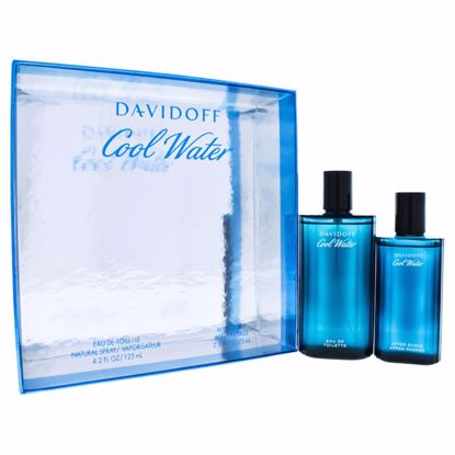 Zino Davidoff Cool Water Men Gift Set 2 pc
