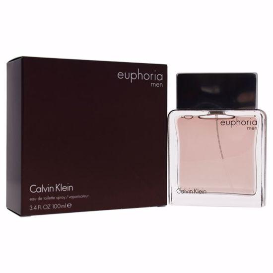 Calvin Klein Euphoria Men EDT Spray  3.4 oz
