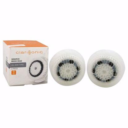 Clarisonic Sensitive Brush Head Twin Pack Unisex 2 Pc