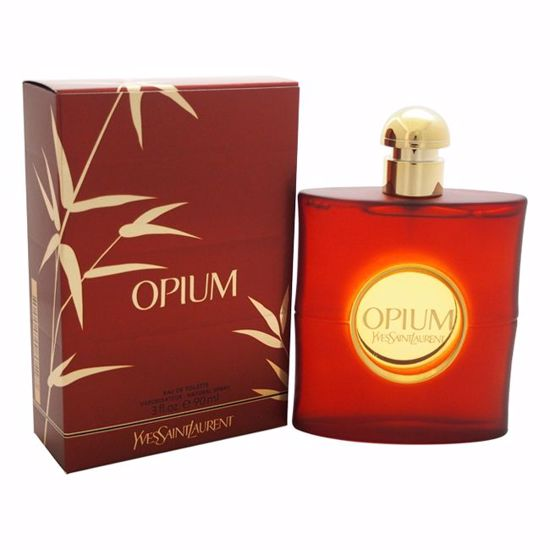 Yves Saint Laurent Opium Women EDT Spray 3 oz