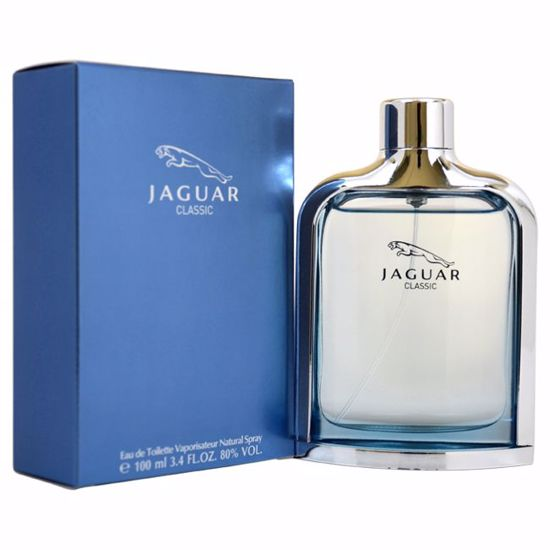Jaguar Relaunch Men EDT Spray 3.4 oz