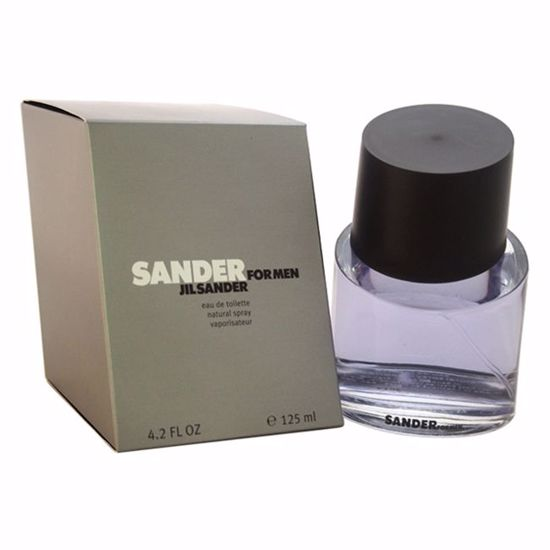 Sander Jil Sander Men EDT Spray 4.2 oz