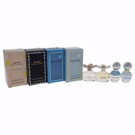 Marc Jacobs Daisy Variety Gift Set for Women 4 pc