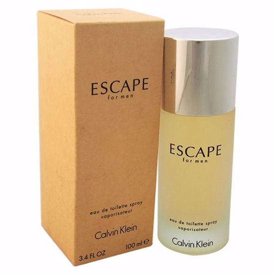 Calvin Klein Escape Men EDT Spray 3.4 oz