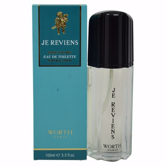 Worth Je Reviens Women Toilette Spray 3.3 oz